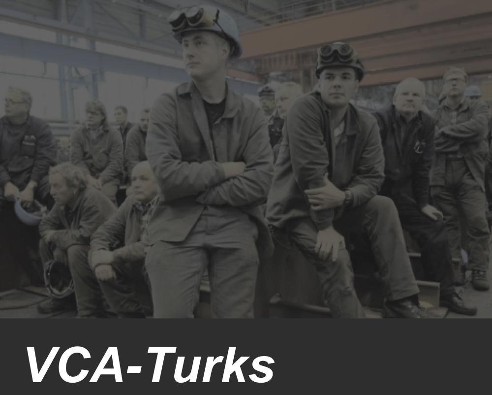 VCA TURKS