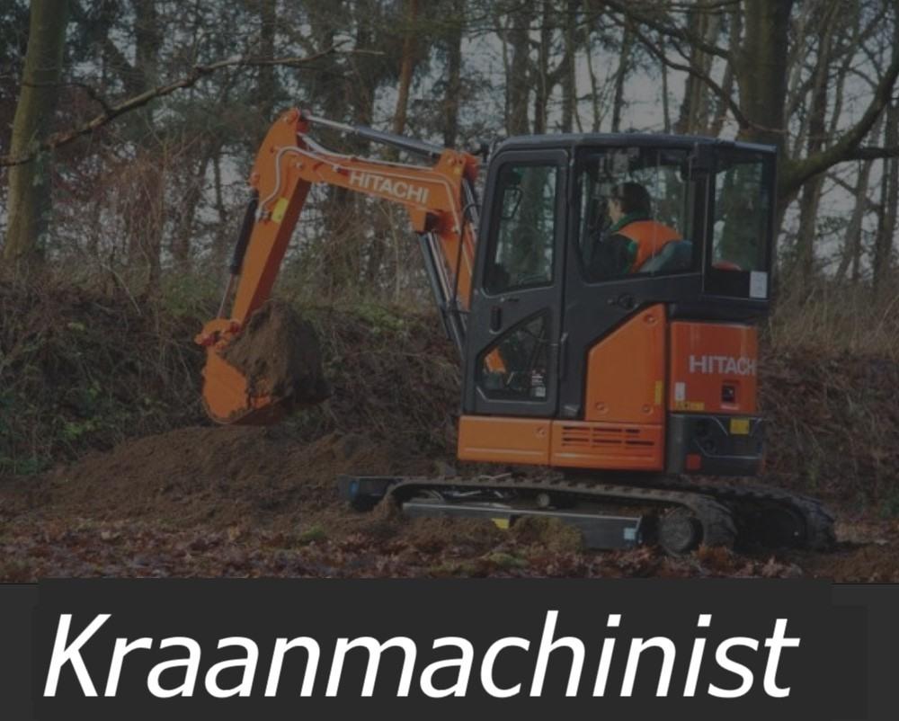 Kraanmachinist Trainingen